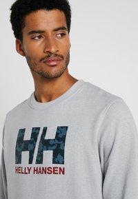 Helly Hansen - SWEATER - Sweatshirt - grey - 4