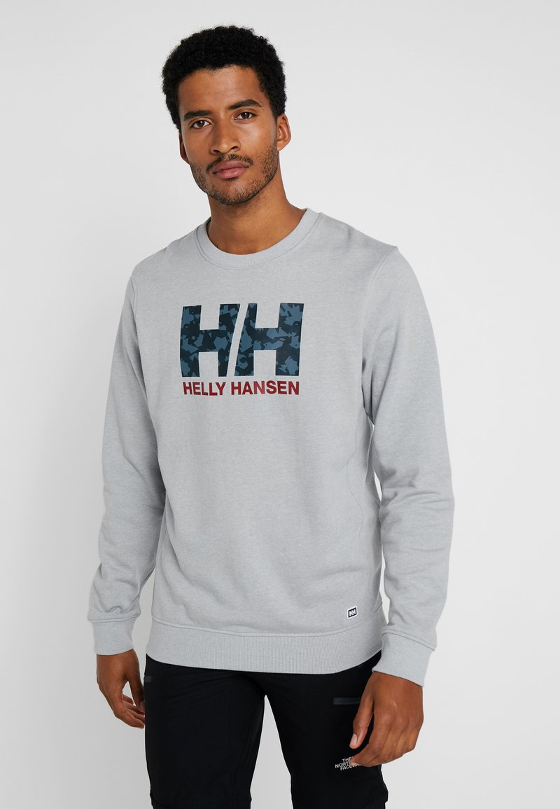 Helly Hansen - SWEATER - Sweater - grey