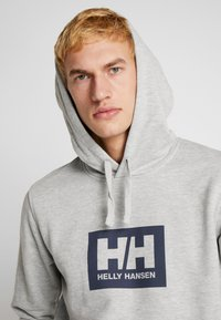 Helly Hansen - TOKYO HOODIE - Hoodie - grey melange - 3