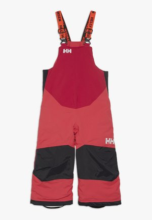 RIDER - Zimní kalhoty - goji berry