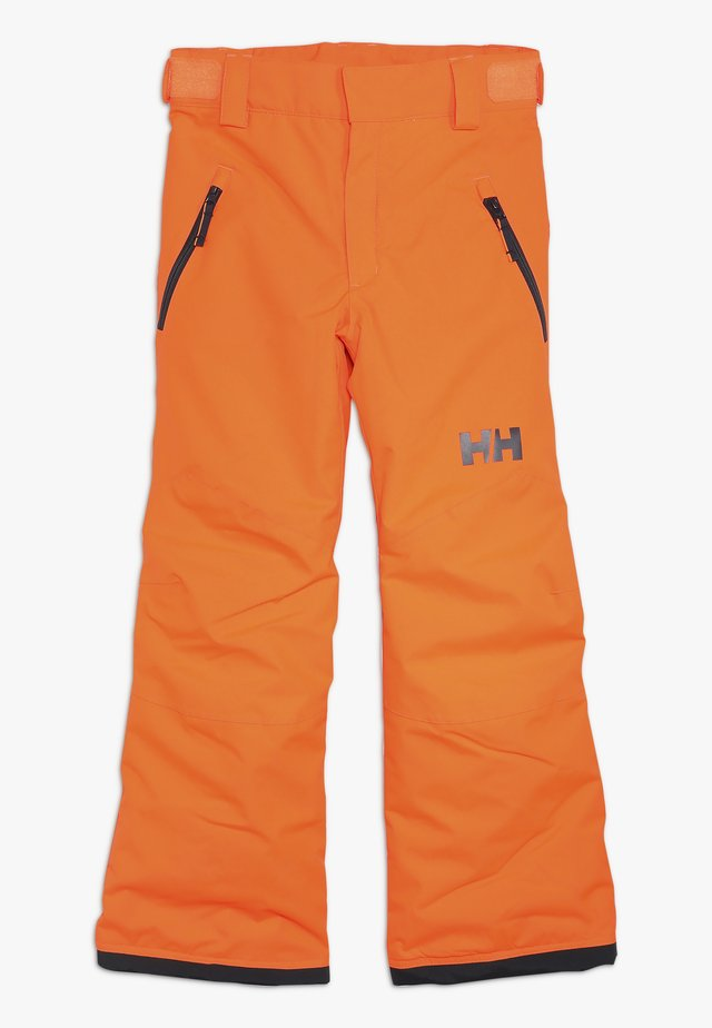LEGENDARY PANT - Talvihousut - neon orange
