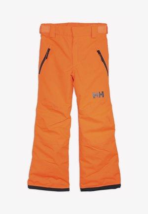 LEGENDARY PANT - Spodnie narciarskie - neon orange