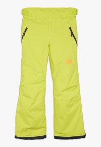 Helly Hansen - LEGENDARY PANT - Snow pants - sweet lime - 0