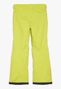 Helly Hansen - LEGENDARY PANT - Snow pants - sweet lime - 1