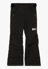 Helly Hansen - LEGENDARY PANT - Snow pants - black - 0