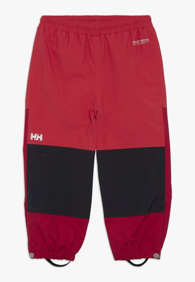SHELTER PANT - Snow pants - goji berry