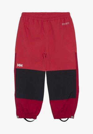 SHELTER PANT - Snow pants - goji berry