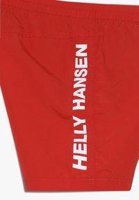 Helly Hansen - VOLLEY - Badeshorts - alert red - 3