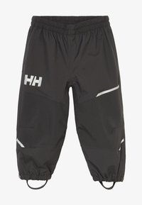 Helly Hansen - SOGN PANT - Trousers - ebony - 3