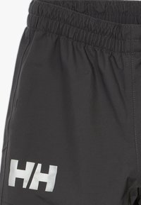 Helly Hansen - SOGN PANT - Trousers - ebony - 2
