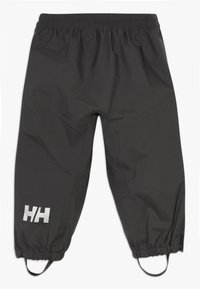 Helly Hansen - SOGN PANT - Trousers - ebony - 1
