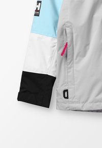 Helly Hansen - SALT PORT JACKET - Hardshellová bunda - grey fog - 4