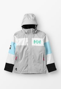Helly Hansen - SALT PORT JACKET - Hardshellová bunda - grey fog - 0