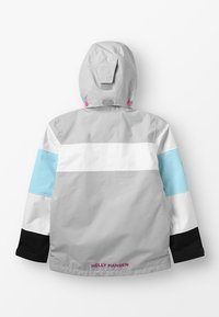 Helly Hansen - SALT PORT JACKET - Hardshellová bunda - grey fog - 1