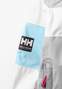 Helly Hansen - SALT PORT JACKET - Hardshellová bunda - grey fog