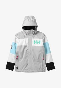 Helly Hansen - SALT PORT JACKET - Hardshellová bunda - grey fog - 6