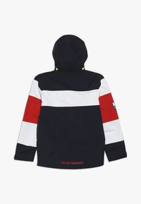 Helly Hansen - SALT PORT JACKET - Hardshellová bunda - navy - 1