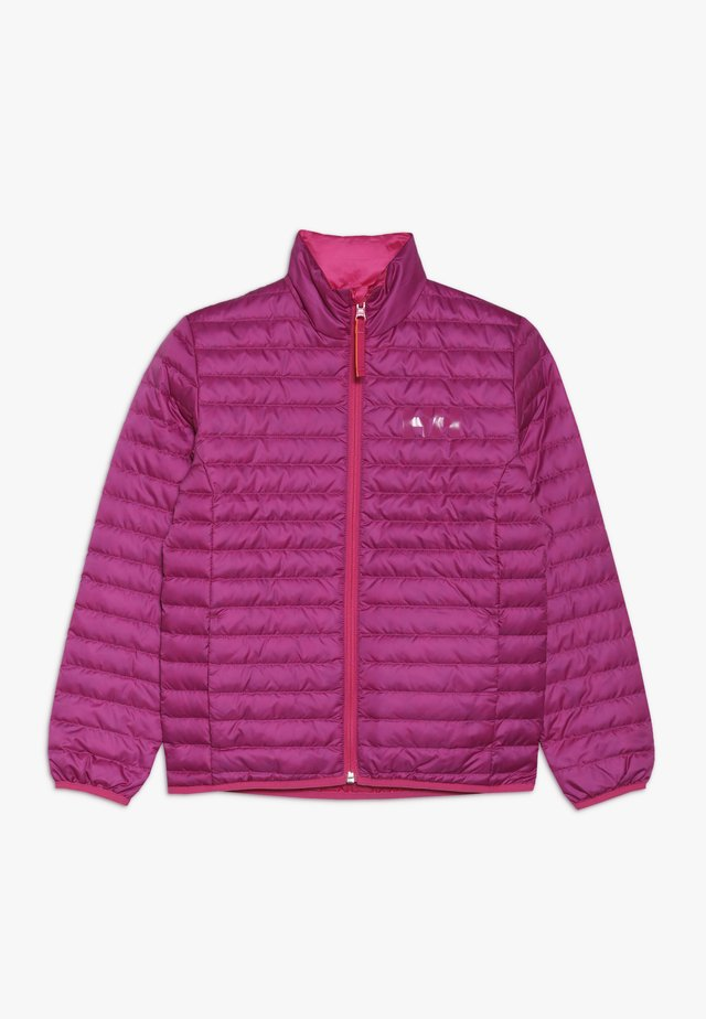 BARRIER INSULATOR - Down jacket - festival fuchsia