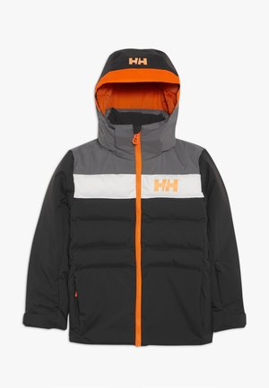 CYCLONE JACKET - Ski jacket - ebony