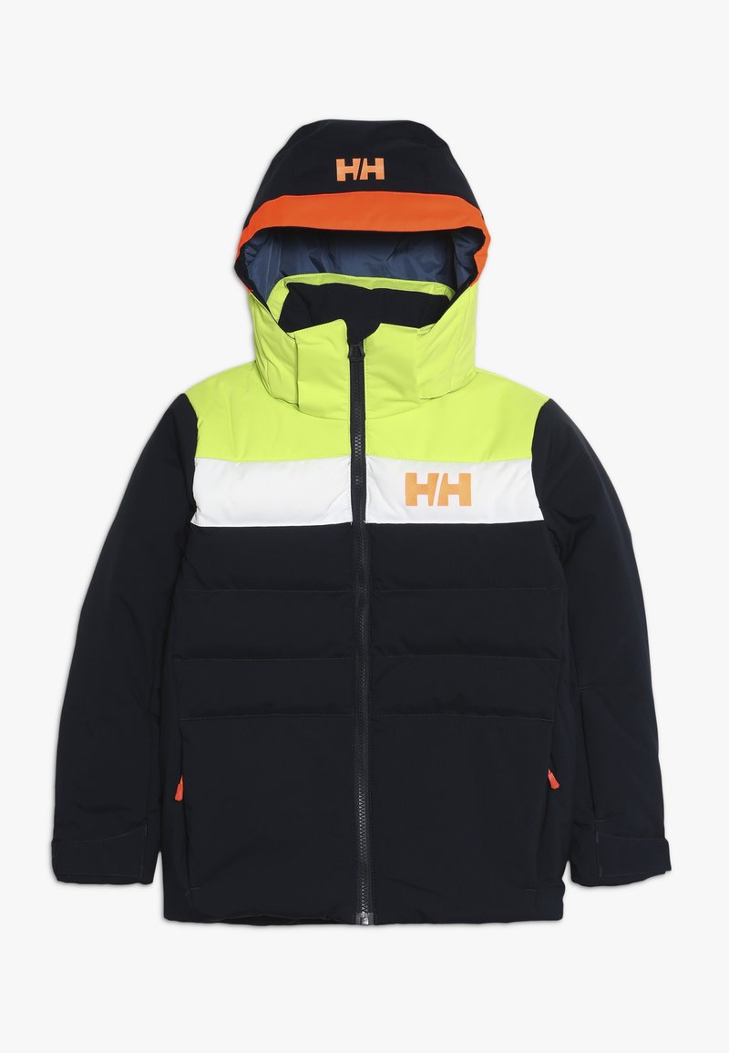 Helly Hansen - CYCLONE JACKET - Ski jacket - navy