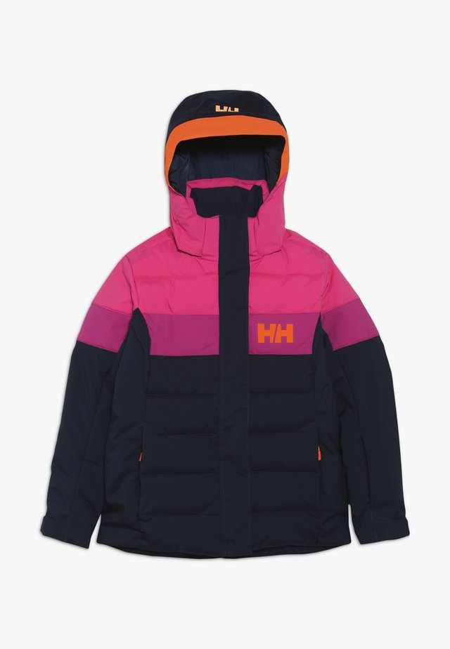 DIAMOND JACKET - Snowboardjacka - navy
