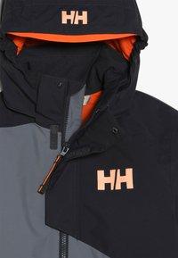 Helly Hansen - CASCADE JACKET - Ski jacket - quiet shade - 6