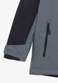 Helly Hansen - CASCADE JACKET - Ski jacket - quiet shade - 3