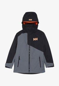 Helly Hansen - CASCADE JACKET - Ski jacket - quiet shade - 5