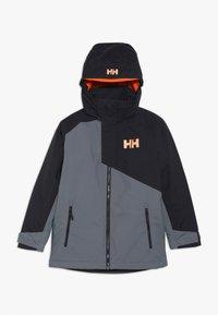 Helly Hansen - CASCADE JACKET - Ski jacket - quiet shade - 0