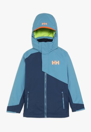 CASCADE JACKET - Ski jacket - north sea blue