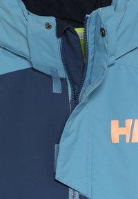 Helly Hansen - CASCADE JACKET - Lyžařská bunda - north sea blue - 5