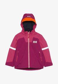 Helly Hansen - LEGEND JACKET - Ski jacket - festival fuchsia - 3
