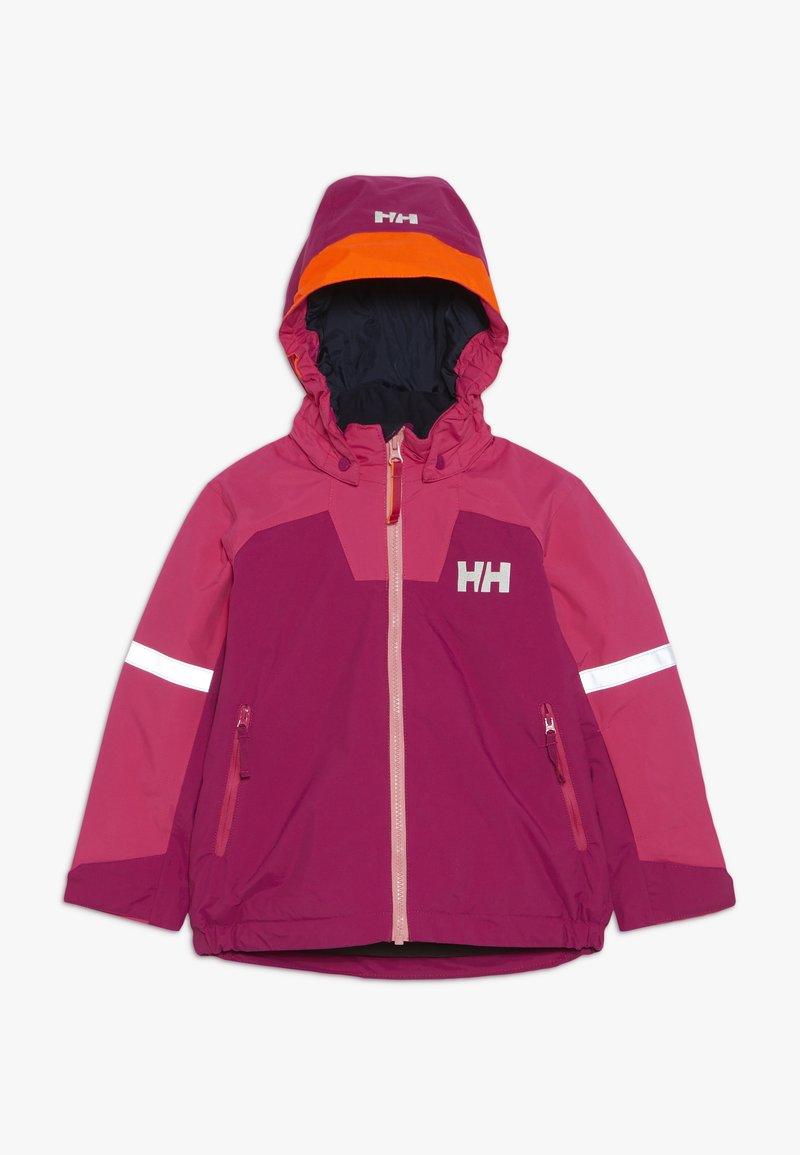 Helly Hansen - LEGEND JACKET - Ski jacket - festival fuchsia