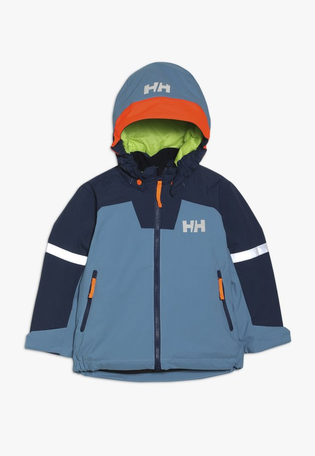 LEGEND JACKET - Ski jacket - blue fog