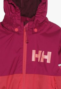 Helly Hansen - BLOCK IT JACKET - Snowboardová bunda - persian red - 4