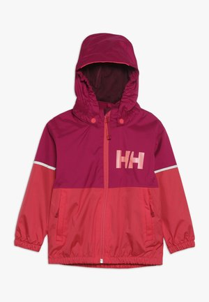 BLOCK IT JACKET - Snowboard jacket - persian red