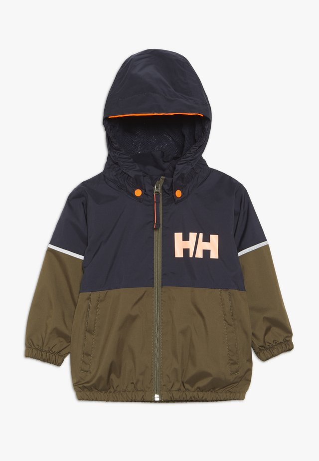 BLOCK IT JACKET - Snowboardjacka - navy