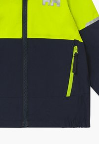 Helly Hansen - SOGN - Outdoor jacket - azid lime - 4