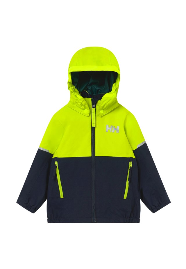 SOGN JACKET - Giacca outdoor - azid lime