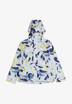 MOSS JACKET - Vodotěsná bunda - white