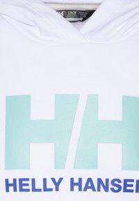 Helly Hansen - LOGO HOODIE - Hoodie - white - 2