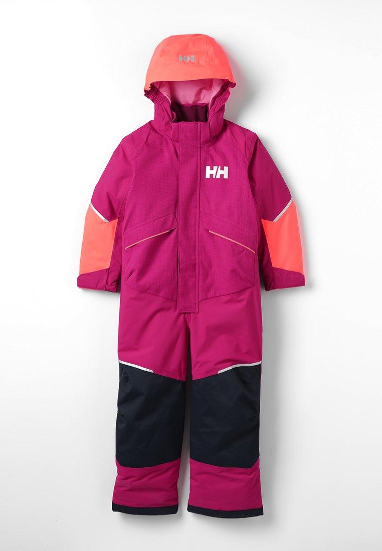 Helly Hansen - SNOWFALL SUIT - Skibroek - persian red