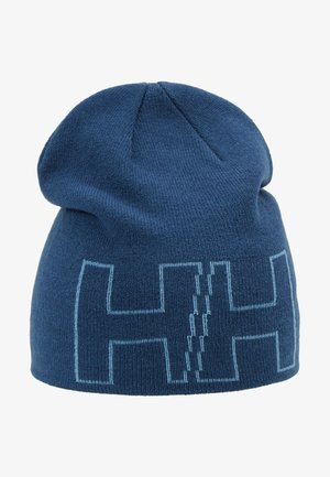 OUTLINE BEANIE - Berretto - north sea blue