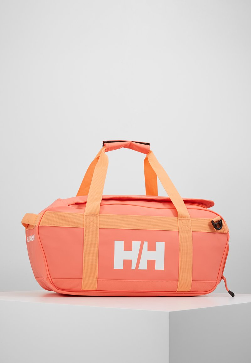 Helly Hansen - SCOUT DUFFEL S - Sports bag - living coral