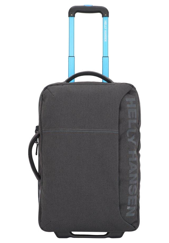 Wheeled suitcase - ebony