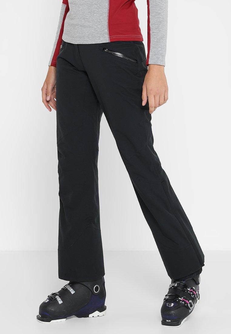 Head - SOLSTICE PANTS - Pantalón de nieve - black