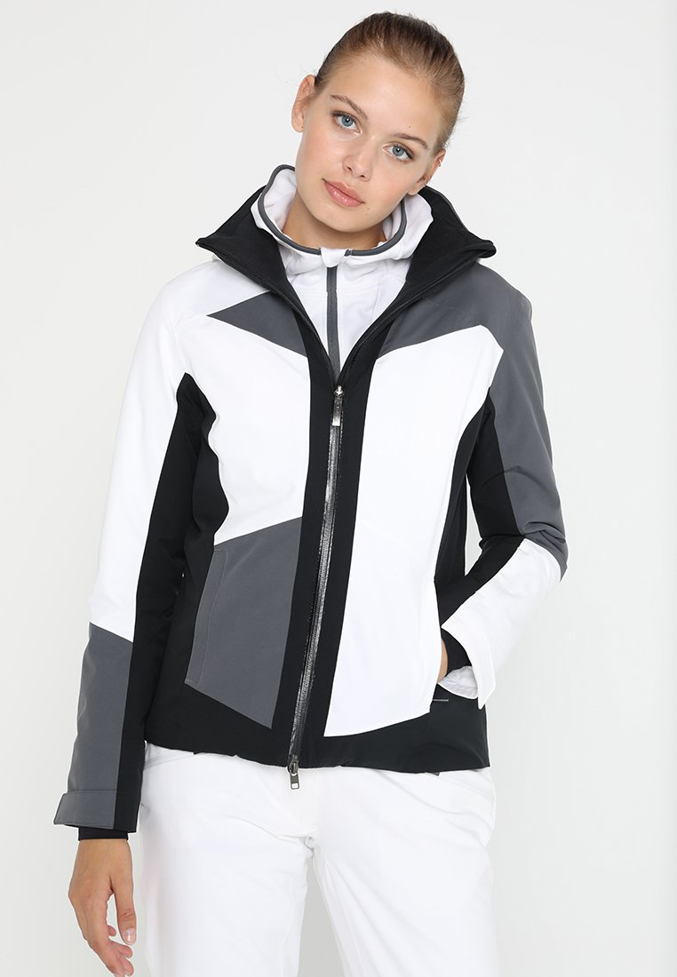 Head - SIERRA JACKET - Skijakker - white/black
