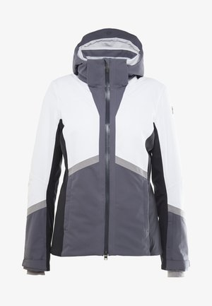 COSMOS JACKET - Skijakker - white/black