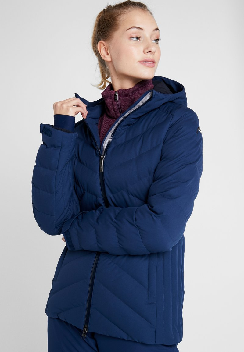 Head - SABRINA JACKET - Veste de ski - dark blue