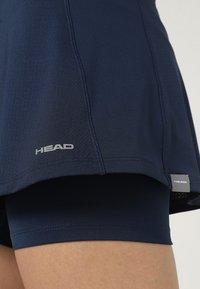 Head - EMMA SKORT  - Sports skirt - darbklue - 4